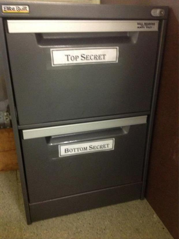 top and bottom secrets