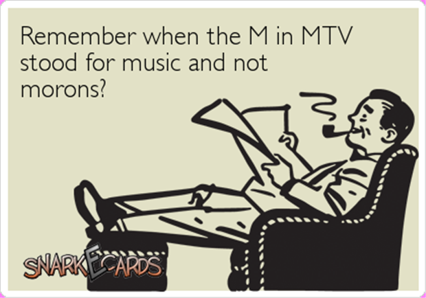 what does the m in mtv stand for