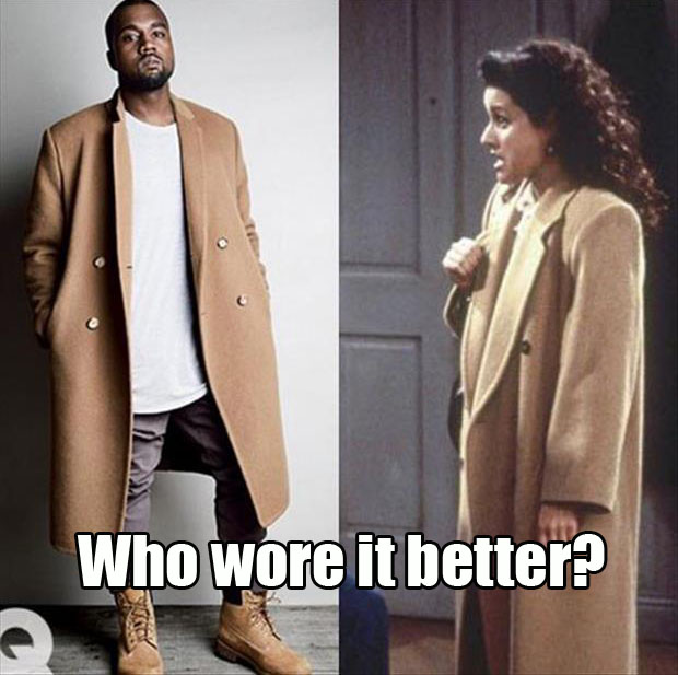 who wore it better