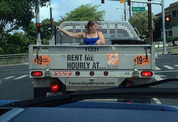 a woman you can rent