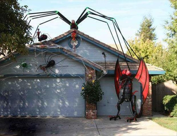 amazing halloween decorations 1 - Great Halloween Decorations