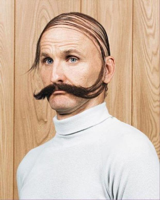 15 Of The Most Magnificent Comb Overs You Will See Comb