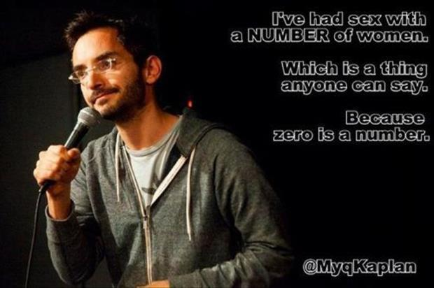 The Best Of Stand Up Comics