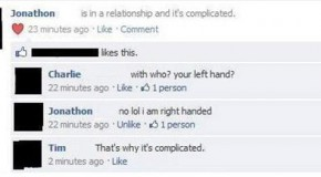 Complicated (and funny) Relationship Statuses On Facebook – 22 Pics