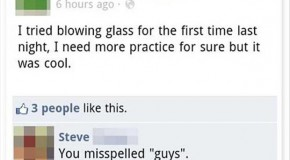 People On Facebook Think They're So Funny – 15 Pics