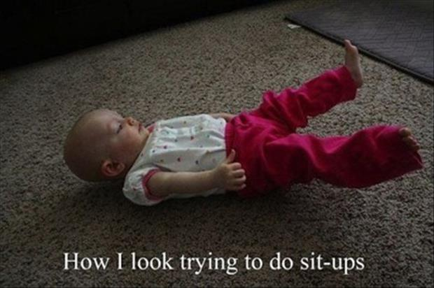 how to do sit ups