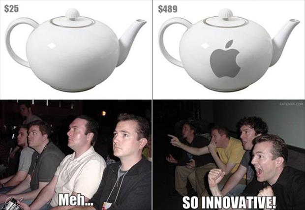 inovation apple products