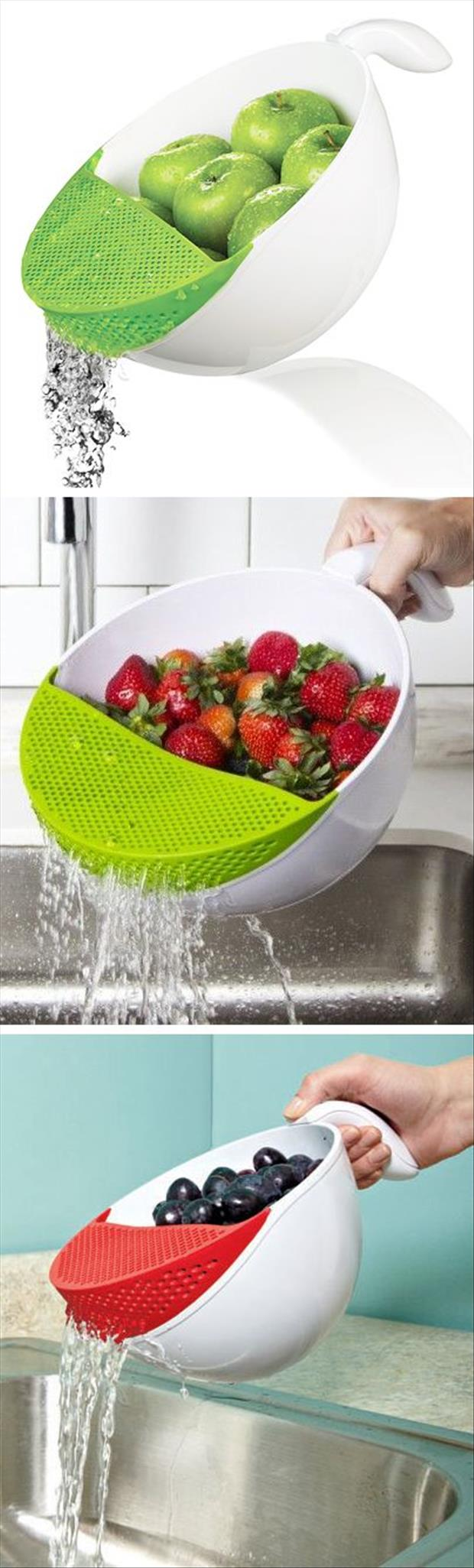 the bowl strainer