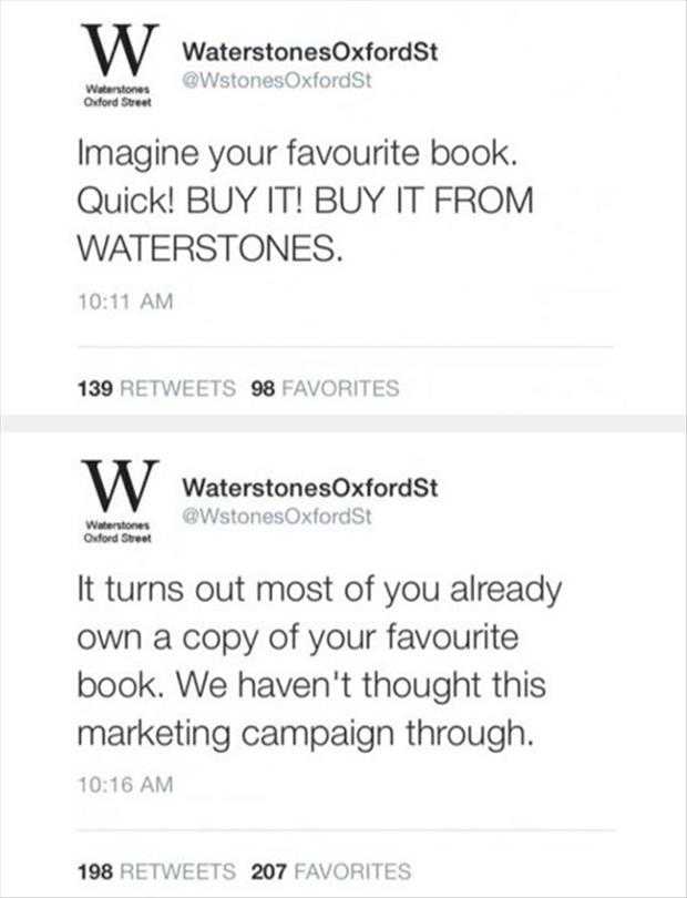 you should buy your favorite book