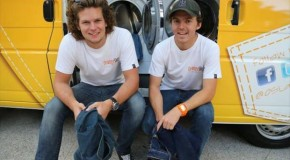 2 Guys Create A Mobile Laundry Service For The Homeless – 16 Pics