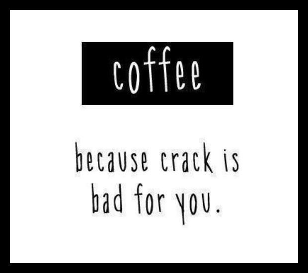 I'll have coffee