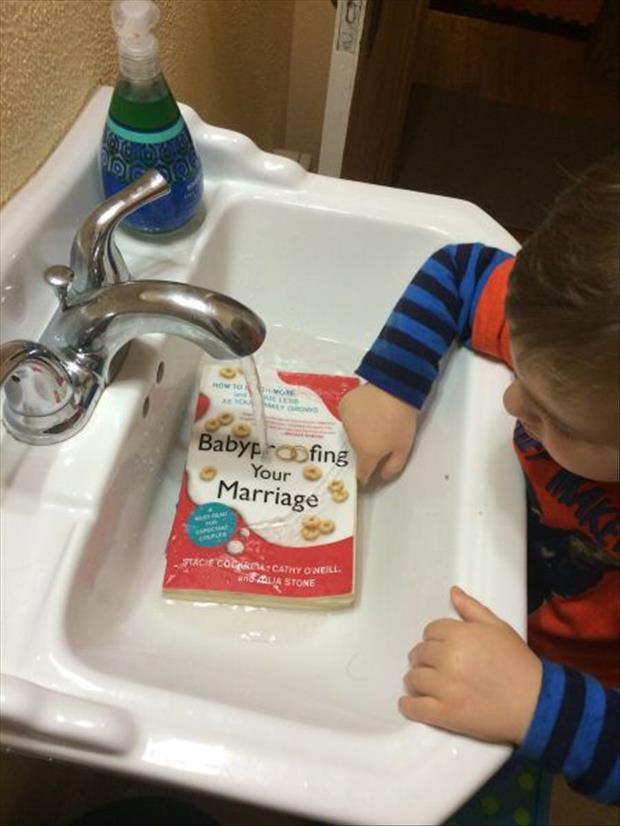 how to baby proof your marriage
