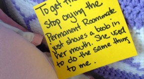 Funny Notes From A Stay At Home Dad – 29 Pics