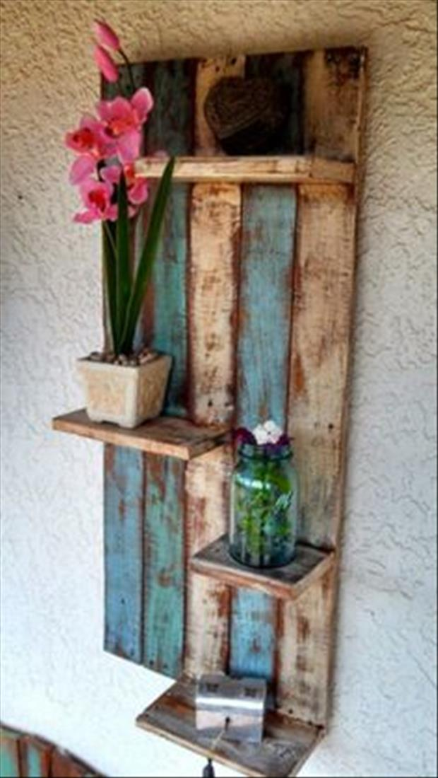Do It Yourself Home Design: Amazing Uses For Old Pallets