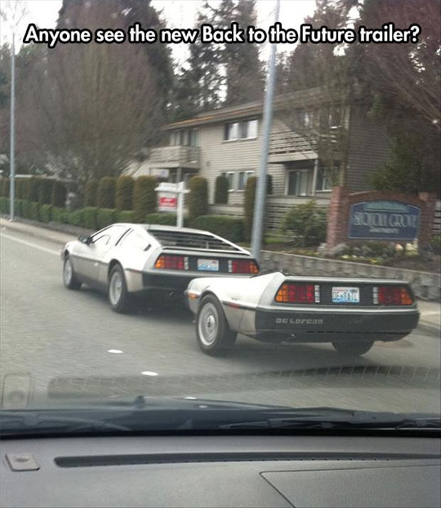 the new back to the future trailer