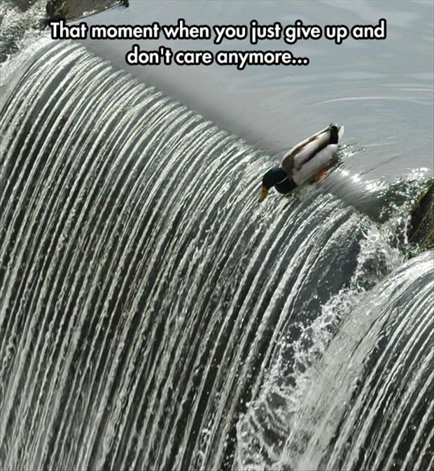 a moment when