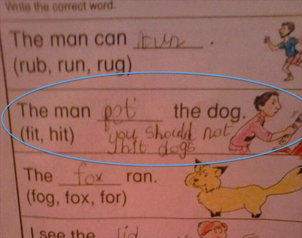funny test answers (8)