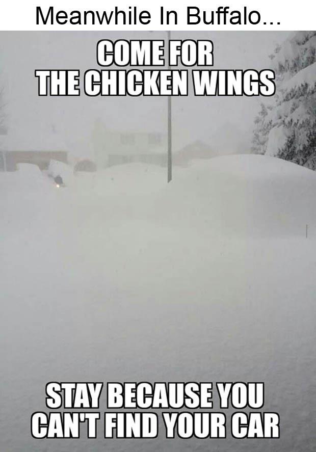 meanwhile in Buffalo