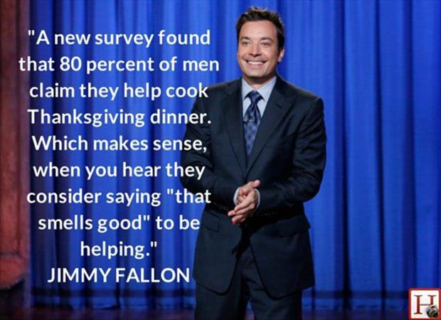 men help cook thanksgiving dinner