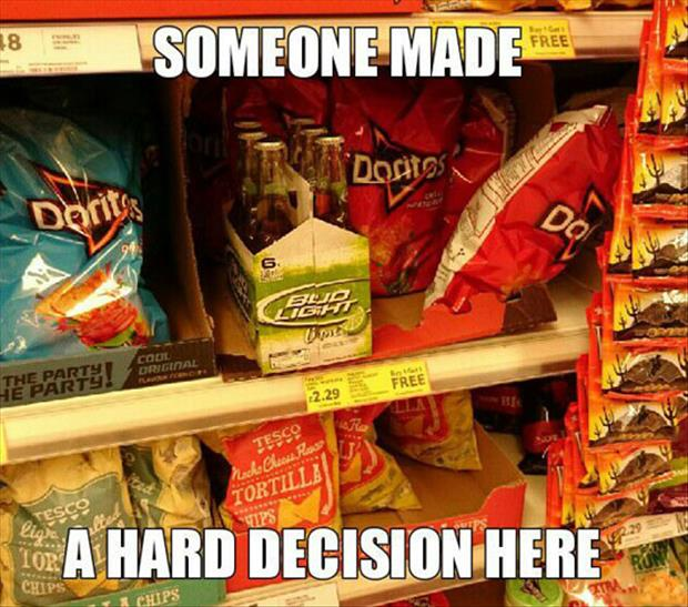 the decision was made