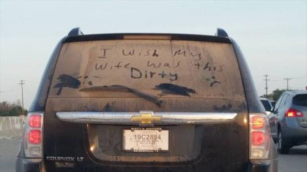 wish my wife was this dirty