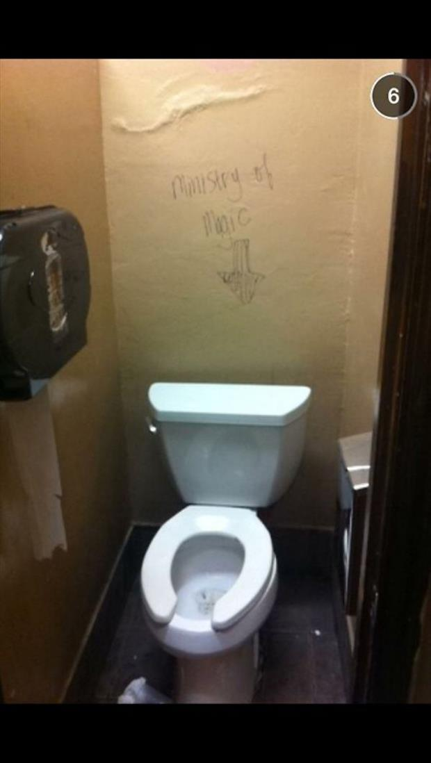Funny Bathroom Walls (25)