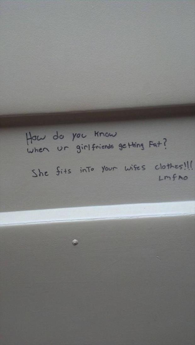 Funny Bathroom Walls (26)
