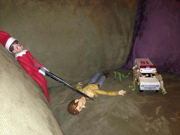 funny elf on the shelf (14)