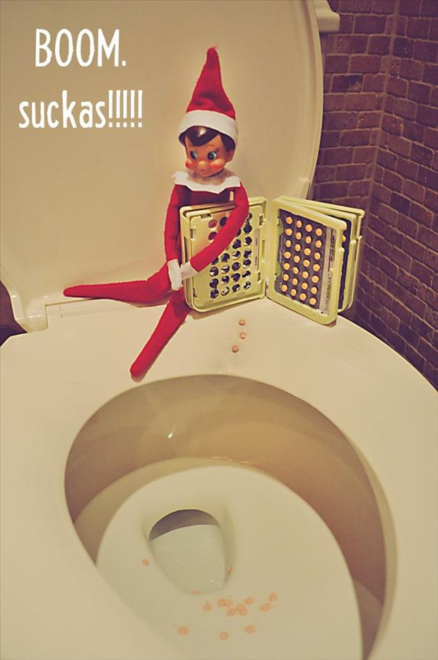 funny elf on the shelf (22)