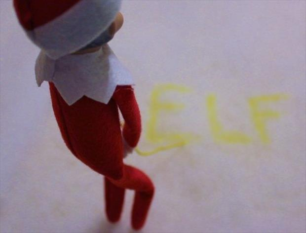 funny elf on the shelf (5)