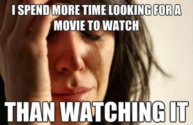 Netflix Problems I Think We Can All Relate To