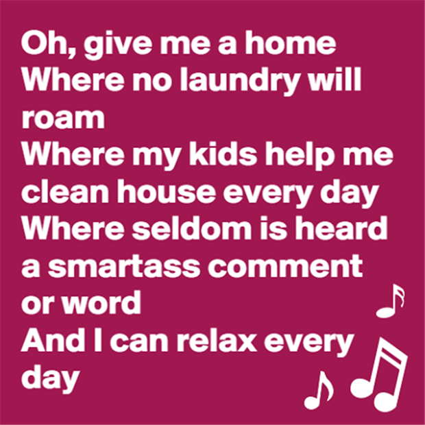 give me a home