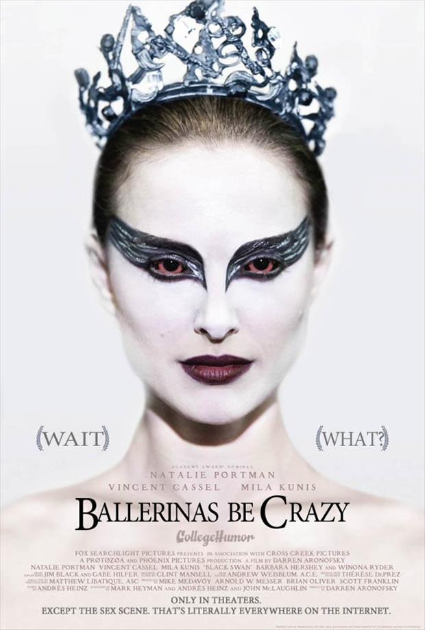 if movie posters were honest (2)