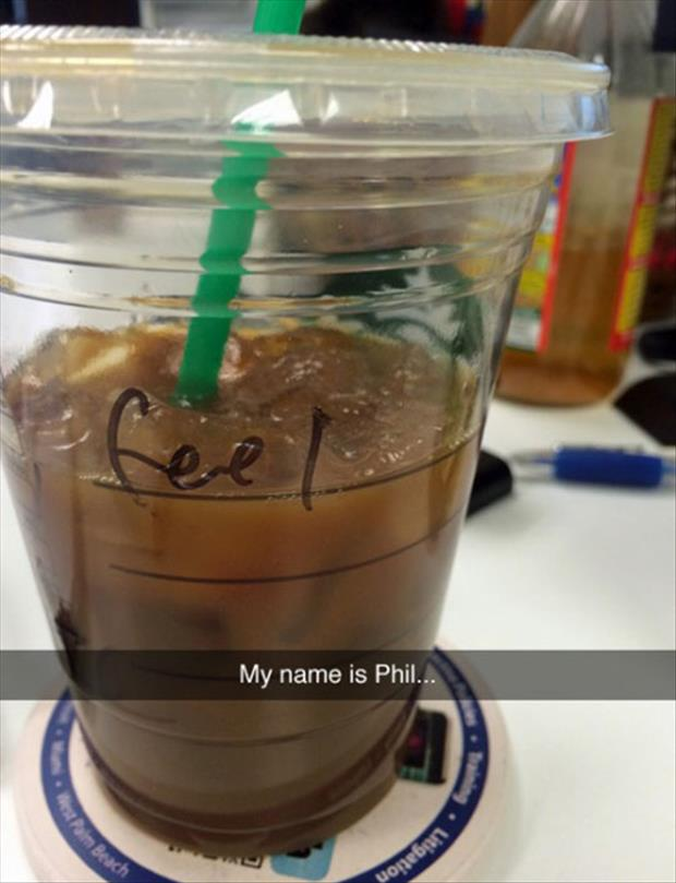 my name is phil