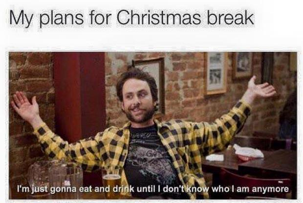my plans for christmas