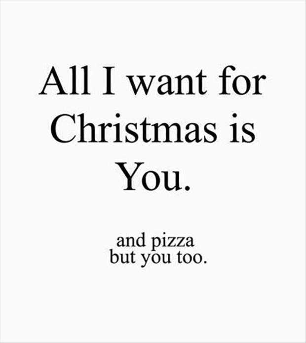this is all I want for christmas
