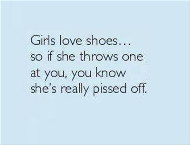 women love shoes