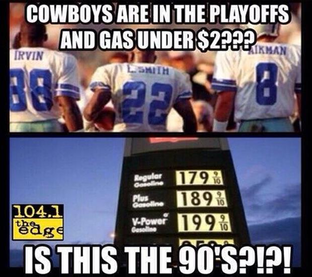 cowboys in the playoffs