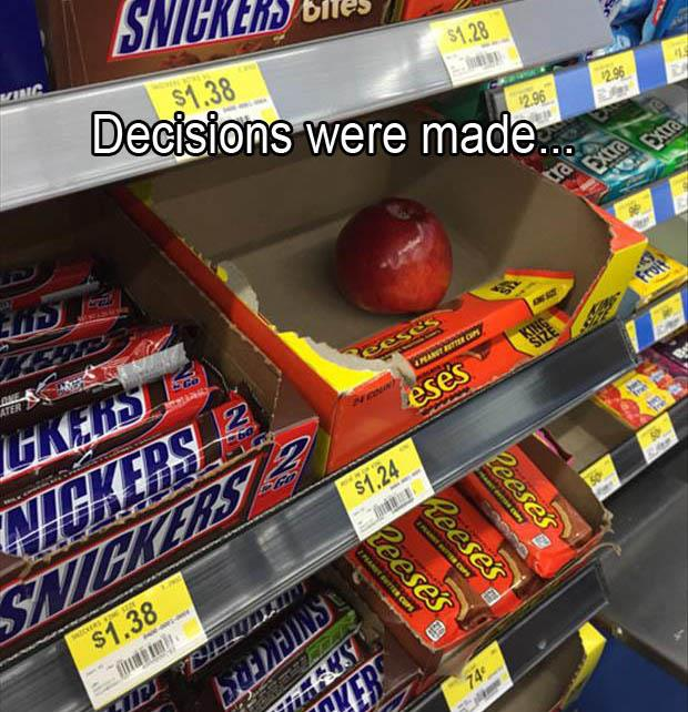 decisions where made