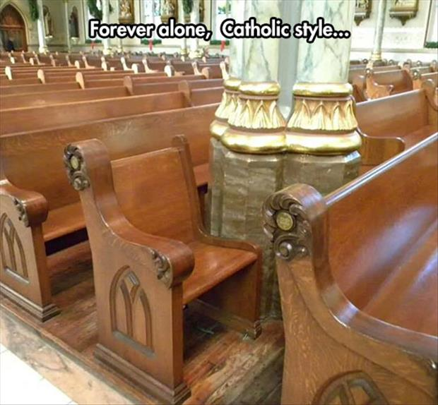 forever alone catholic