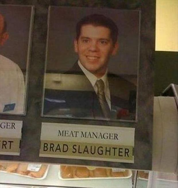 Funny Names: 20 People Who Have The Perfect Name For Their Jobs