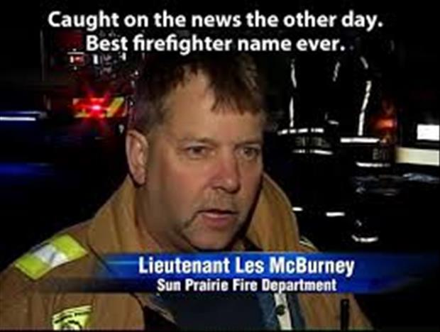 20 People Who Have The Perfect Name For Their Jobs Funny Names