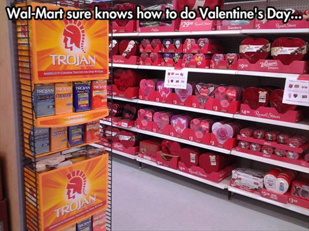funny valentine's day pictures at wal mart