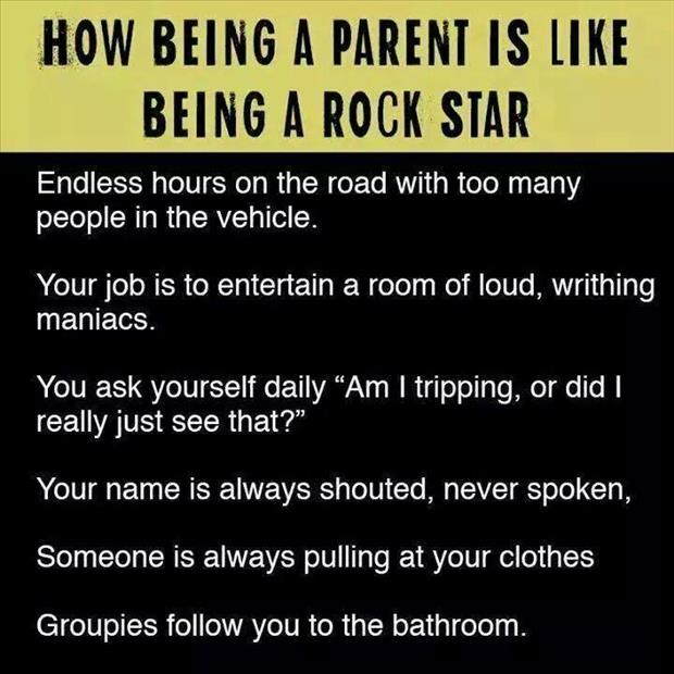 Being A Parent Quotes: Funny Pictures Of The Day