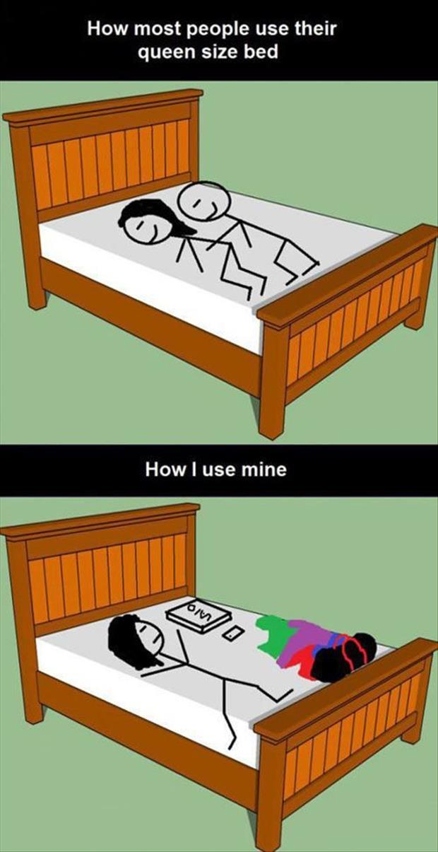 how to use your queen size bed