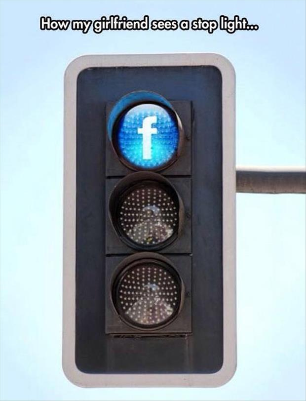 how women see stopo lights