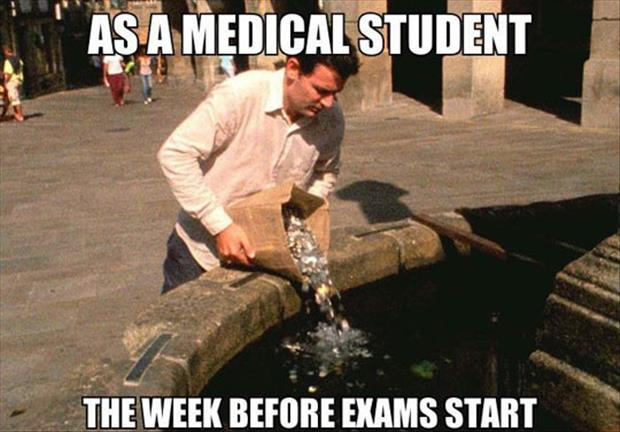 medical student funny