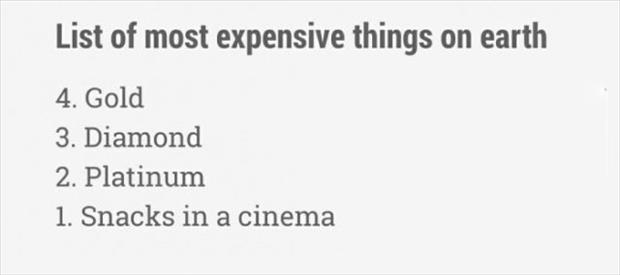 most expensive things on earth