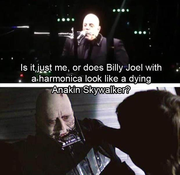 thanks billy joel