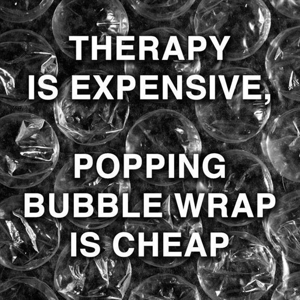 therapy is expensive